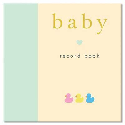 Baby: Record Book by Katherine Sully (Hardback, 2017)