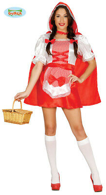 Adult Womens Red Riding Hood Costume ~ Medium