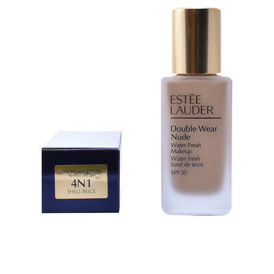 DOUBLE WEAR NUDE water fresh makeup SPF30 #4N1-shell 30 ml