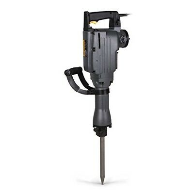 TR Industrial Demolition Jack Hammer with Point and Flat Chisel
