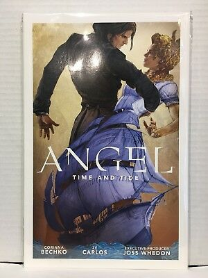 Angel Volume 2 Time and Tide Paperback Graphic Novel 9781506703473