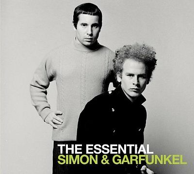 Simon & Garfunkel - The Essential - Best Of / 40 Greatest Hits - 2CDs Neu & OVP