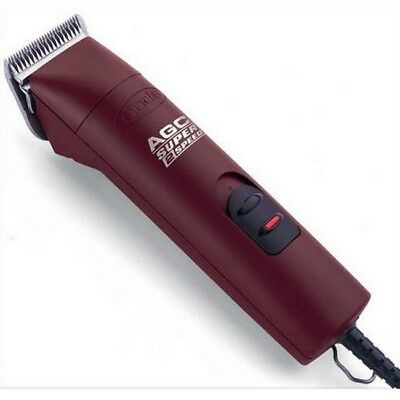 Andis Clippers  AGC2 Super 2 Speed+ Clipper, Maroon 22360 (open box)