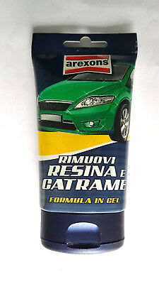 Pet Supplies Arexons 8354 Rimuovi Resina E Catrame 100 Ml Carrozzeria Auto Formula In Gel