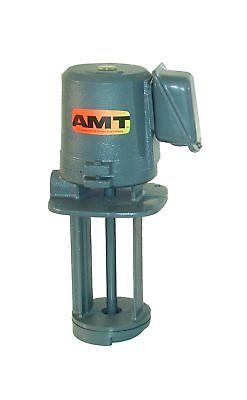 AMT Pump 5390-95 Immersion Coolant Pump, Cast Iron, 1/4 HP, 1 Phase, 115/230V...