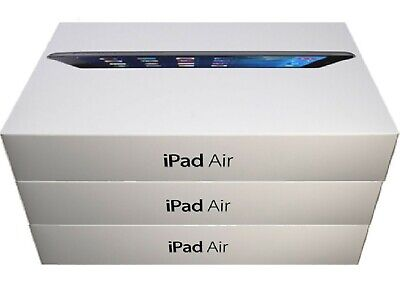 Apple iPad Air - 9.7-inch, Space Gray, 16GB, Wi-Fi Only, Exclusive Bundle Deal