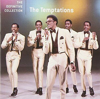 The Temptations - Definitive Collection - Best Of / Greatest Hits - CD Neu & OVP