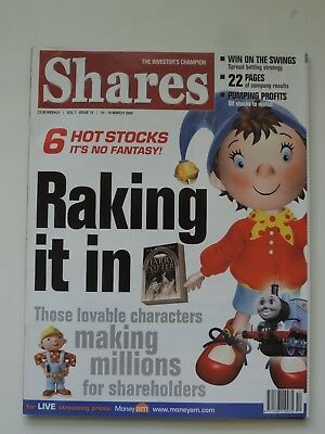 Shares Magazine 10-16th March 2005