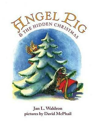 NEW Angel Pig And The Hidden Christmas by Jan... BOOK (Paperback / softback)