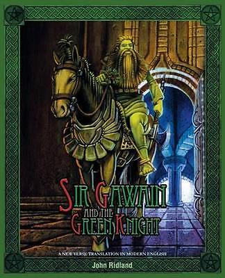 NEW Sir Gawain And The Green Knight (a New Verse... BOOK (Paperback / softback)