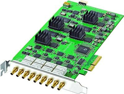Blackmagic Design DeckLink Quad - (4) SDI Inputs & Outputs - BDLKDVQD