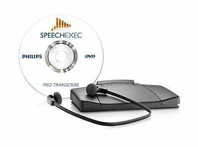 Philips LFH7277 SpeechExec Pro Transcription Set