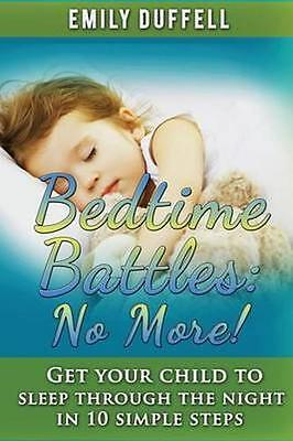 NEW Bedtime Battles by Emily Duffell BOOK (Paperback / softback) Free P&H