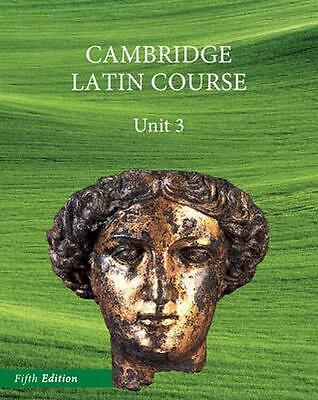 NEW North American Cambridge Latin Course Unit 3 Student's Book BOOK (Hardback)