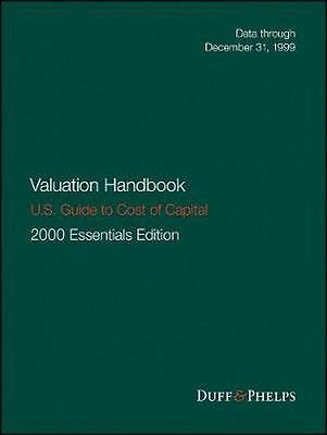 NEW Valuation Handbook - U.S. Guide To Cost Of Capital by... BOOK (Hardback)