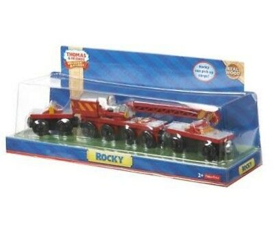 Fisher-Price Thomas the Train Wooden Railway Rocky Brand New in pkg