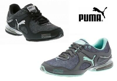 558535139065cb PUMA Cell Riaze Heather Women s Black Running Athletic Shoes - Pick Size    Color