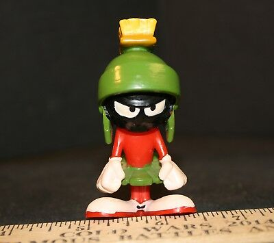 Marvin the Martian 3 inch PVC MARVIN 'I'm Very, Very Angry' 1994 Applause USED