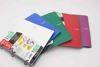 Five Star Flex Hybrid NoteBinder, 1 Inch, Color Will Vary (29104)