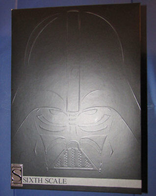 "Star Wars Sideshow Exclusive 12"" 1:6 Deluxe Sixth Darth Vader Return of the Jedi"