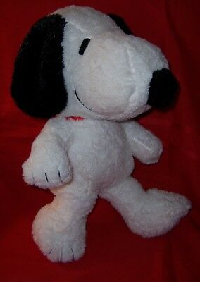 "Snoopy 18"" Tall Very Nice Super Soft & Huggable Large Snoopy Plush New with Tags"