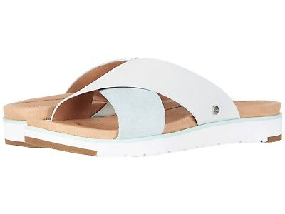1cc52fba4c7 WOMEN'S SHOES UGG Kari Leather Crisscross Slip On Sandal 1092669 ...