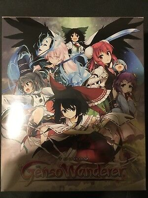 Touhou Genso Wanderer limited edition (Sony PlayStation 4, 2017)
