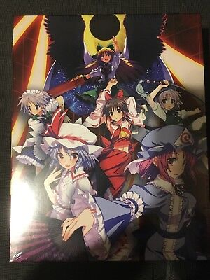 Touhou Genso Rondo: Bullet Ballet Limited Edition (Sony PlayStation 4, 2016)