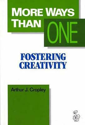 NEW More Ways Than One by A.J. Cropley BOOK (Hardback) Free P&H