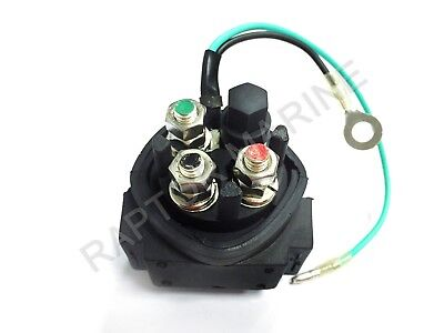 Relay assembly for YAMAHA outboard PN 6E5-8195C-01