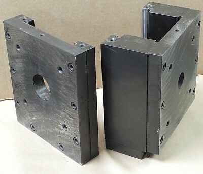 Master Unit Die 5X8 U Frame Mold Base for 5X8 Inserts for 40 Ton Arburg