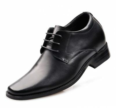 CLASQ - Classic 8cm Taller Shoes Height Increasing Shoes