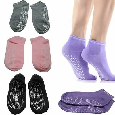 Silicone Massage Pilates Socks Yoga Socks Anti-skid Grip Non Slip Socks