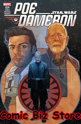 Star Wars Poe Dameron #24 (2018) 1St Printing Bagged & Boarded Marvel Comics