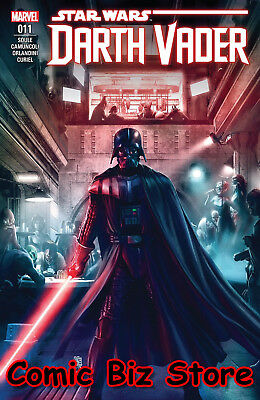 Star Wars Darth Vader #11 (2018) 1St Printing Bagged & Boarded Marvel Comics