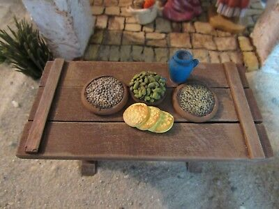"Table #5  Accessories Can Be Used With 5"" Fontanini"