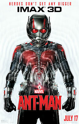 "Ant Man ( 11"" x 17"" ) Movie Collector's Poster Print (T3) - B2G1F"