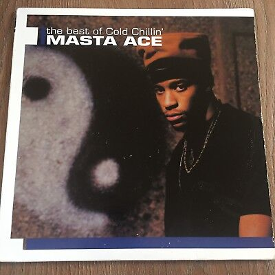 Masta Ace - The Best Of Cold Chillin, Vinyl LP