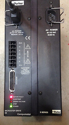 Parker Compumotor S8 Drive   Microstep Indexer - PARTS ONLY