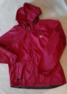 Jacke GrL The Damen Rot Mit Leichte Face Kapuze North 0mN8wn