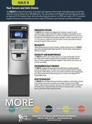Atm-Emv New Hyosung Halo Ii. Free Shipping And Free Processing!