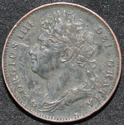1822 | George IV Farthing | Coins | KM Coins
