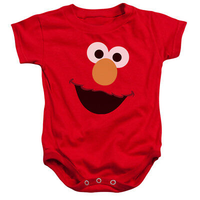 e7d050b84 SESAME STREET BABY Boy Girl 5 Pack Bodysuits Elmo Cookie Monster ...
