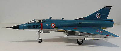 Falcon 1/72 diecast model Mirage IIIC French Air Force 1978 air defence colours