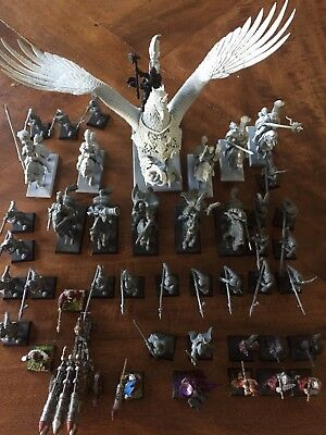 Warhammer Fantasy Age Of Sigmar Empire Freeguild Army Free People Games Workshop