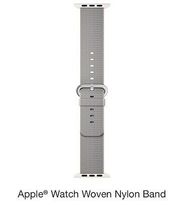 Apple Watch Band 38mm Woven Nylon MM9T2AM/A