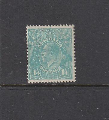 "C of A WMK 1/4d Blue SG 131 ""CANCELLED TO ORDER EX THE SPECIMEN SET"" BW 131w MLH"