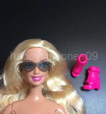 Mattel Barbie Doll Accessories Set - Sunglasses/Glasses and Shoes Brand New
