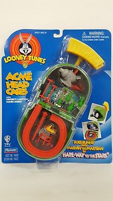 VERY RARE Marvin the Martian Acme head cases action set