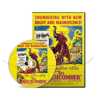 The Beachcomber (1954) Comedy, Drama, Romance Movie / Film (DVD)